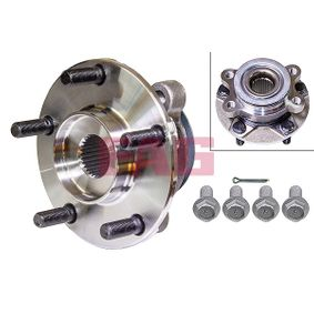 Wheel Bearing Kit Ø: 135,90mm with OEM Number 40202JG01B