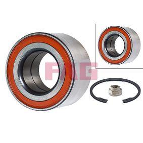 Wheel Bearing Kit Ø: 73,00mm, Inner Diameter: 38,00mm with OEM Number 44300-SR3-008