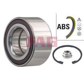 Wheel Bearing Kit Ø: 84,00mm, Inner Diameter: 45,00mm with OEM Number 44300-S1A- E01