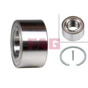 Wheel Bearing Kit 713 6181 80 RAV 4 II (CLA2_, XA2_, ZCA2_, ACA2_) 2.4 MY 2004