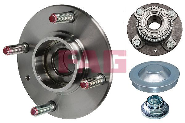 Wheel Hub Bearing 713 6263 60 FAG 713 6263 60 original quality