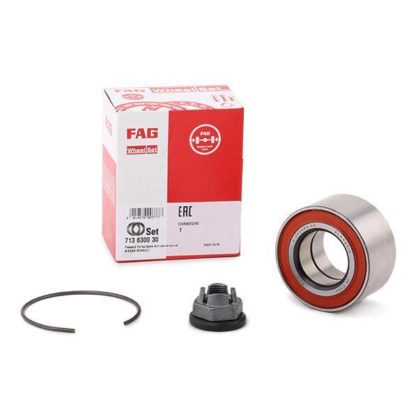 Radlagersatz FAG 713630030 Erfahrung