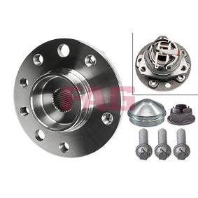 Wheel Bearing Kit Ø: 137,00mm with OEM Number 1603254