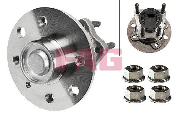 Wheel Hub Bearing 713 6443 40 FAG 713 6443 40 original quality
