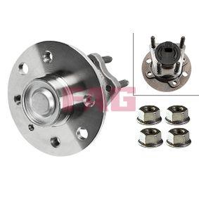 Wheel Bearing Kit Ø: 136,00mm with OEM Number 1604315