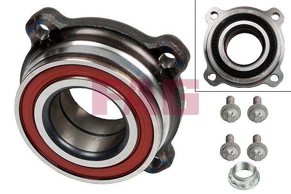 FAG  713 6493 40 Radlagersatz Ø: 124,00mm, Innendurchmesser: 45,00mm