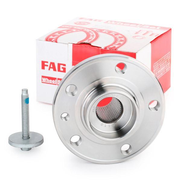 Hub Bearing FAG 713 6604 60 4014870021443
