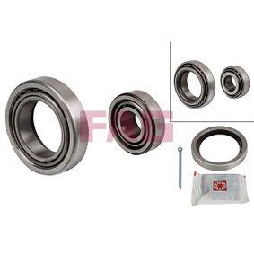 Wheel Bearing Kit with OEM Number C45710