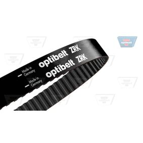 OPTIBELT  ZRK 1111 Zahnriemen Länge: 990,6mm, Breite: 15mm