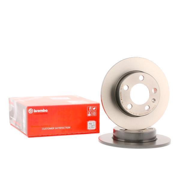 Disc Brakes BREMBO 08.7165.11 8020584018132