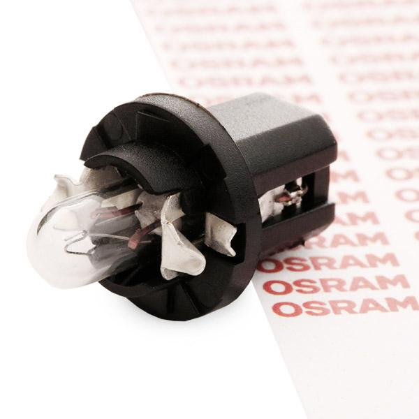 Bulb, interior light OSRAM 2721MF expert knowledge