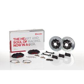 Bremsbackensatz Breite: 57mm mit OEM-Nummer 42412S