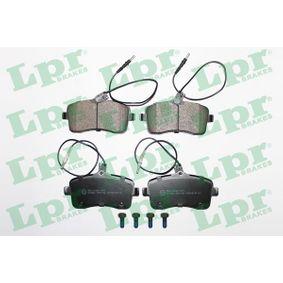 Bremsbelagsatz, Scheibenbremse Breite: 131,4mm, Höhe: 66,8mm, Dicke/Stärke: 19,5mm mit OEM-Nummer 4254.22