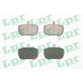 Bremsbelagsatz, Scheibenbremse Art. Nr. 05P140 120,00€
