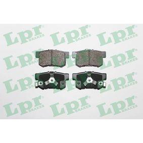 Honda CR-V II 2.0 (RD4) Wasserpumpe + Zahnriemensatz LPR 05P1404 (2.0 (RD4) Benzin 2006 K20A4)