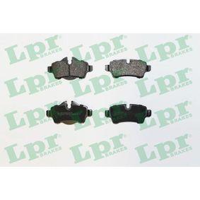 Brake Pad Set, disc brake Article № 05P1481 £ 150,00