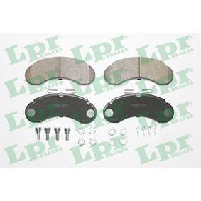 Bremsbelagsatz, Scheibenbremse Art. Nr. 05P415 120,00€