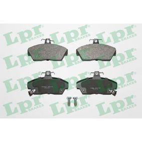 Bremsbelagsatz, Scheibenbremse Breite: 117,5mm, Höhe: 65,5mm, Dicke/Stärke: 18,2mm mit OEM-Nummer GBP 90314