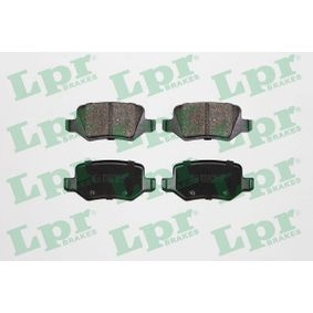 Brake Pad Set, disc brake Width: 95,6mm, Height: 41,5mm, Thickness: 14,5mm with OEM Number A 168 420 0420