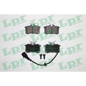 Brake Pad Set, disc brake Article № 05P853 £ 150,00