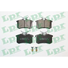 Jogo de pastilhas para travão de disco Largura: 87mm, Altura: 52,9mm, Espessura: 17mm com códigos OEM 4254.67