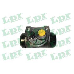 Radbremszylinder Bohrung-Ø: 20,64mm mit OEM-Nummer 7701035311