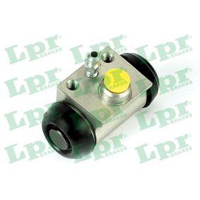 Wheel Brake Cylinder 4698 PUNTO (188) 1.2 16V 80 MY 2000