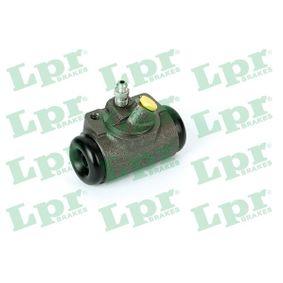 Radbremszylinder Bohrung-Ø: 28,57mm mit OEM-Nummer C 29607