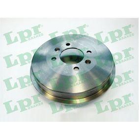 Bremstrommel Ø: 228,6mm mit OEM-Nummer 4247-24