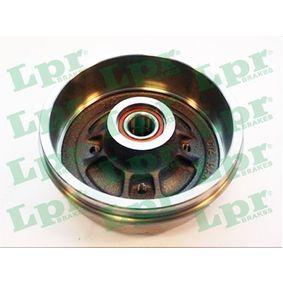 Bremstrommel Ø: 180,2mm mit OEM-Nummer 7700 783 030