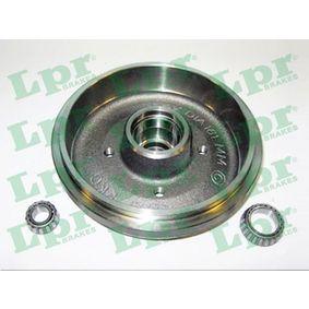 Bremstrommel Ø: 180mm mit OEM-Nummer 305 501615 1