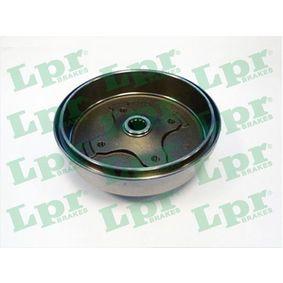 Bremstrommel Ø: 230mm mit OEM-Nummer 113501615J