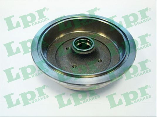 LPR  7D0240 Bremstrommel Ø: 230mm