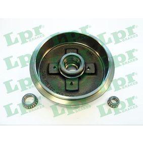 Bremstrommel Ø: 200mm mit OEM-Nummer 1H0501615A