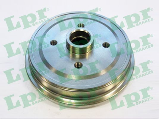 LPR  7D0247 Bremstrommel Ø: 200mm