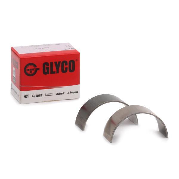 Big End Bearings 71-3904 STD GLYCO 713904 original quality