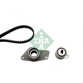 INA  530 0041 10 Zahnriemensatz Breite: 25,40mm