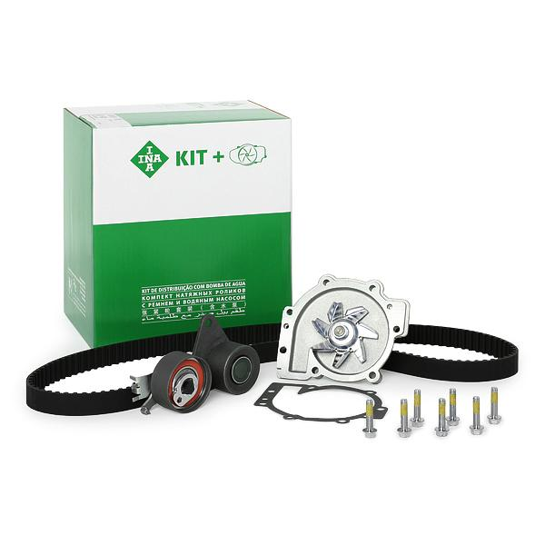 Timing belt kit and water pump 530 0063 30 INA 530 0063 30 original quality