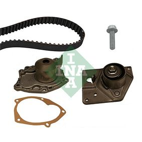 Water pump and timing belt kit Article № 530 0196 30 £ 140,00