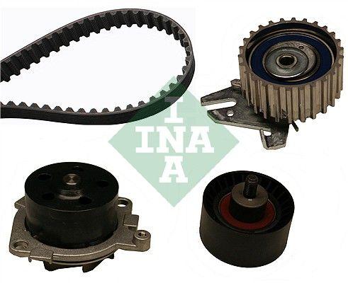 INA  530 0227 30 Wasserpumpe + Zahnriemensatz