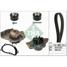 Kit cinghia distribuzione, pompa acqua con OEM Numero 94008 29629