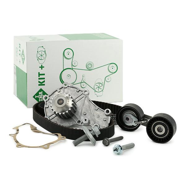 Timing belt kit and water pump 530 0375 30 INA 530 0375 30 original quality