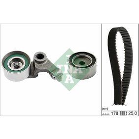 Timing Belt Set 530 0422 10 RAV 4 II (CLA2_, XA2_, ZCA2_, ACA2_) 2.0 D 4WD (CLA20_, CLA21_) MY 2003