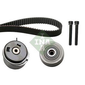 Timing Belt Set with OEM Number 1606 356