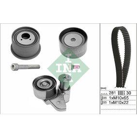 INA Zahnriemensatz 530 0479 10 für AUDI A4 Avant (8E5, B6) 3.0 quattro ab Baujahr 09.2001, 220 PS