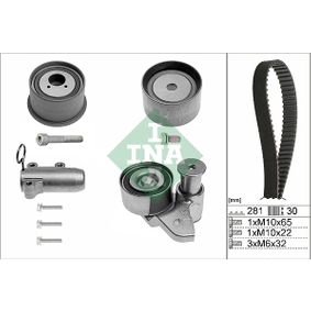 INA Zahnriemensatz 530 0480 10 für AUDI A4 Avant (8E5, B6) 3.0 quattro ab Baujahr 09.2001, 220 PS