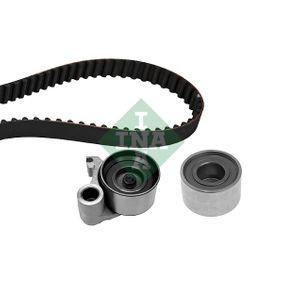 Timing Belt Set Width: 32,00mm with OEM Number 13505-62060