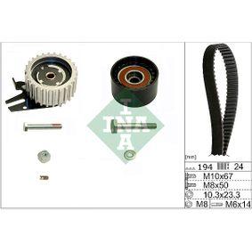 Timing Belt Set with OEM Number 636931