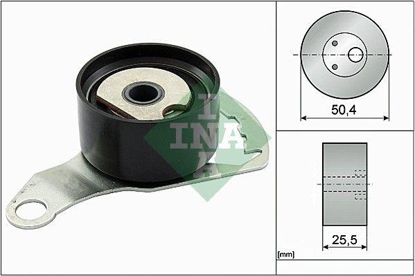 INA  531 0272 30 Spannrolle, Zahnriemen Ø: 50,40mm