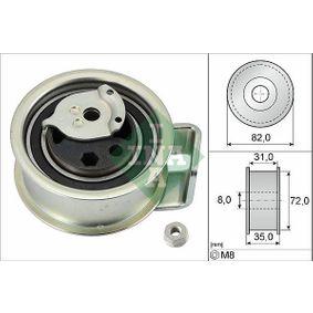 Napínací kladka, ozubený řemen R: 72,00mm s OEM Čislo XM216K254AA